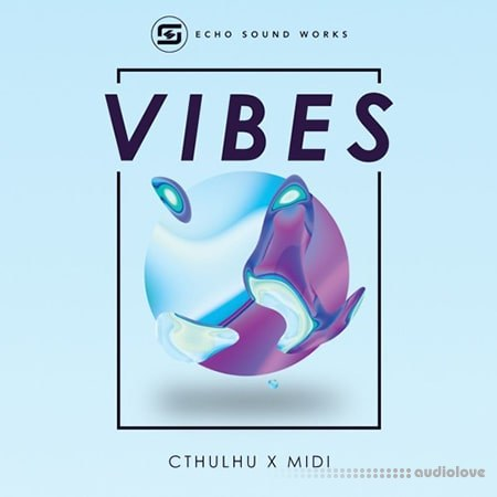 Echo Sound Works VIBES WAV MiDi Synth Presets