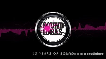 Sound Ideas BBC Sound Effects Library Original Series Vol 01-60 WAV