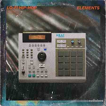 Touch Loops Lo-Fi Hip-Hop Elements WAV