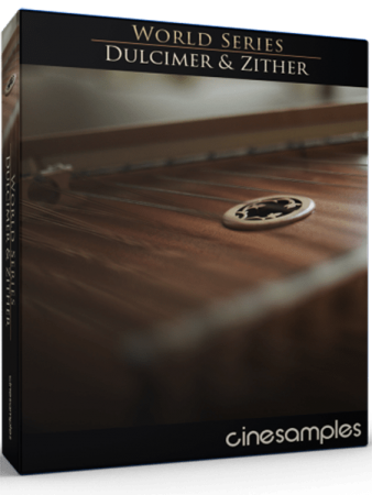 Cinesamples Dulcimer and Zither KONTAKT