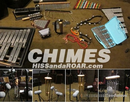 HISS and a ROAR SD009 CHIMES WAV