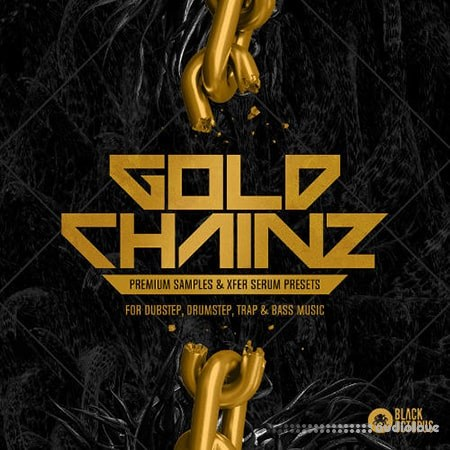 Black Octopus Sound Gold Chainz