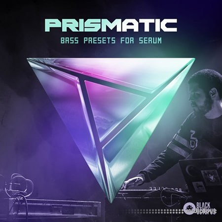 Black Octopus Sound Prismatic WAV Synth Presets