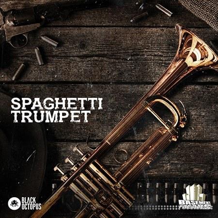 Black Octopus Sound Spaghetti Trumpet WAV