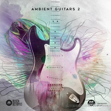 Black Octopus Sound Ambient Guitars Volume 2 WAV