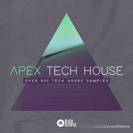 Black Octopus Sound Apex Tech House WAV