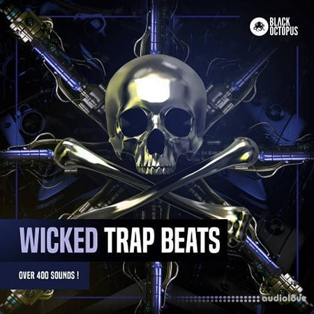 Black Octopus Sound Wicked Trap Beats WAV Synth Presets