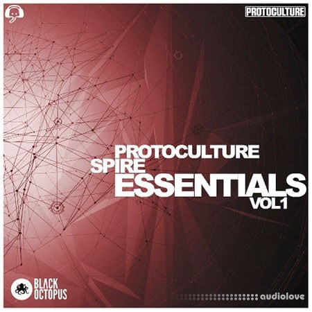 Black Octopus Sound Protoculture Spire Essentials Volume 1 Synth Presets