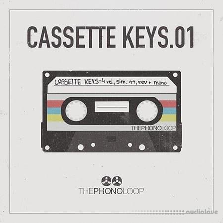 THEPHONOLOOP Cassette Keys 01 v1.1 KONTAKT