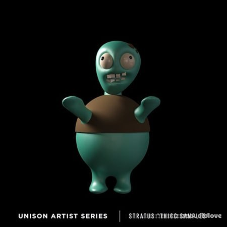 Unison Artist Series Stratus Thicc Samples Volume 1 WAV