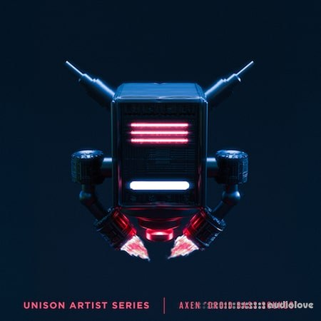 Unison Artist Series AXEN Droid Bass Sounds Volume 1 WAV
