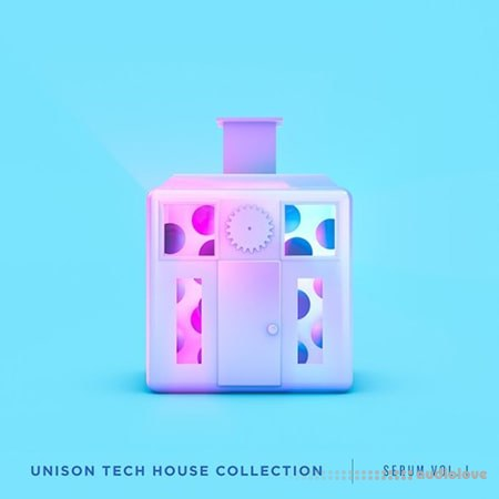 Unison Tech House Collection Volume 1 Synth Presets