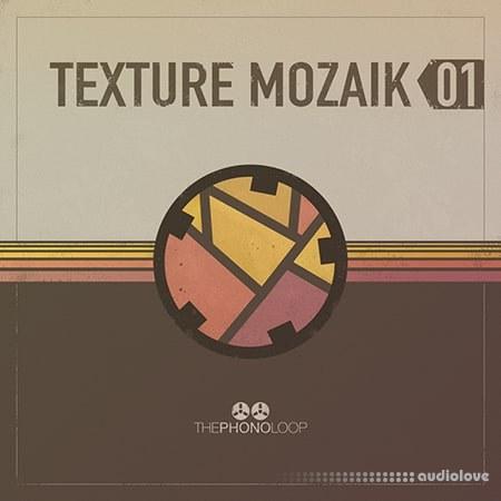 ThePhonoLoop Texture Mozaik KONTAKT