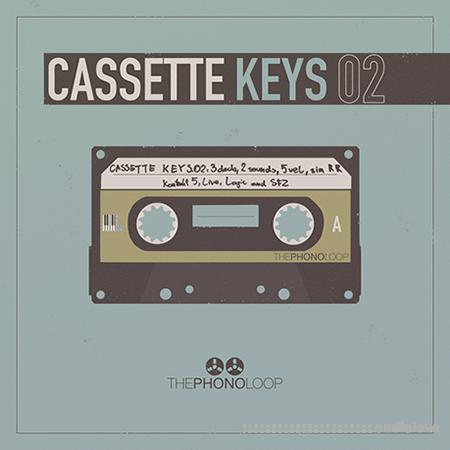 THEPHONOLOOP Cassette Keys 02 KONTAKT