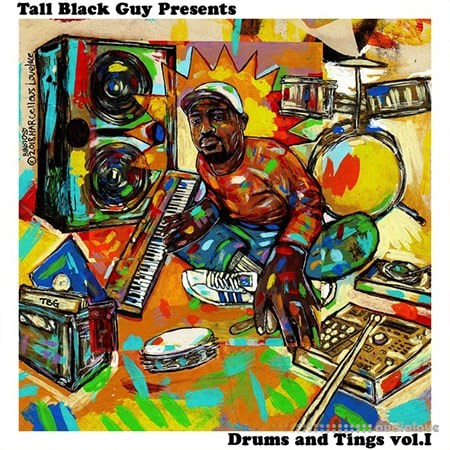 Tall Black Guy Presents Drums and Tings Vol.I WAV