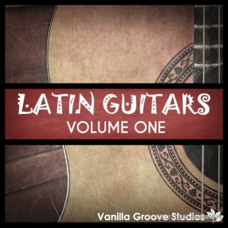 Vanilla Groove Studios Latin Guitars Vol.1