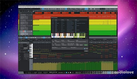 Studio One X v2.7.2 for PreSonus Studio One WiN MacOSX