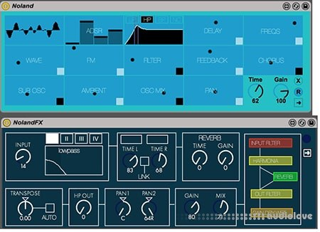 Max for Cats Noland v2.0 Ableton Live
