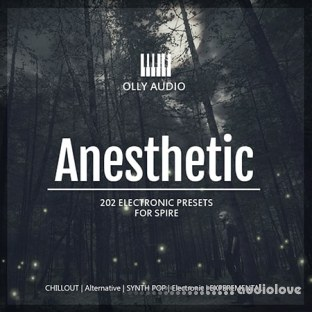 Olly Audio Anesthetic vol. 1 and 2
