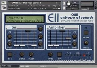 Rhythmic Robot Audio Emulator II OMI Universe of Sounds Vol.2