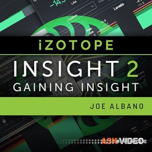 Ask Video iZotope Insight 2 101 Gaining Insight