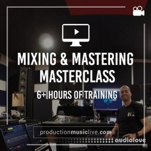 Production Music Live Mixing and Mastering A Melodic Techno Track From Start To Finish