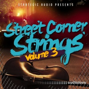 Strategic Audio Street Corner Strings Vol.3