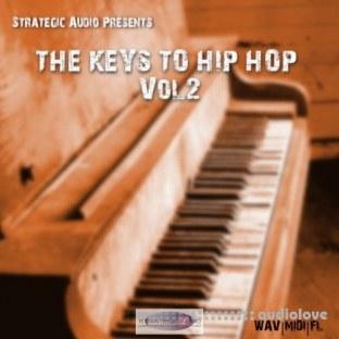 Strategic Audio The Keys To Hip Hop Vol.2
