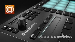 Cory Kensinger Intro to Music Production Maschine Mikro mk3