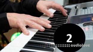 Udemy Piano Rhythms Vol.2 Ballade Style