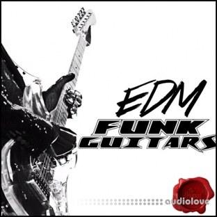 Fox Samples EDM Funk Guitars