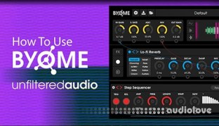 Sonic Academy How To Use Byome with Protoculture