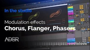 ADSR Sounds Modulation Effects Chorus Flanger Phasers