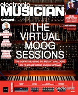Electronic Musician January 2019