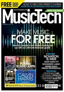 MusicTech December 2018