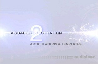 Alexander Publishing Visual Orchestration 2 Articulations and Templates