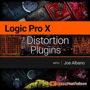 MacProVideo Logic Pro X 205 The Distortion Plugins
