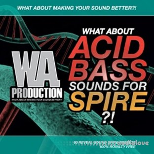 WA Production What About Acid Bass Sounds