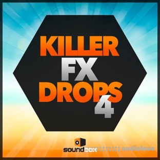 Soundbox Killer Fx Drops 4