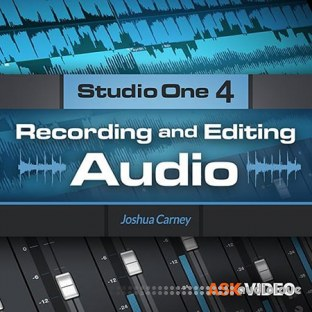 Ask Video Studio One 4 103 Recording and Editing Audio