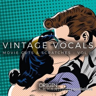 Origin Sound Vintage Vocals Movie Cuts And Scratches Volume 2