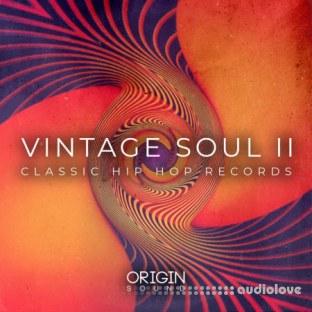 Origin Sound Vintage Soul II Classic Hip Hop Records
