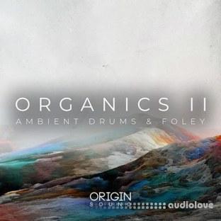 Origin Sound Organics II Ambient Drums And Foley