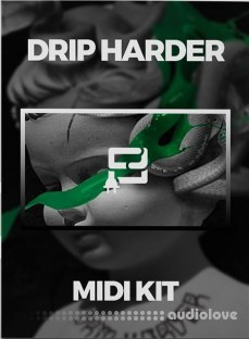 Studio Plug Drip Harder (MIDI Kit)