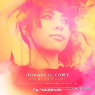 Production Master Jovani Occomy Vocal Sessions