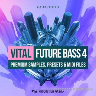 Production Master Vital Future Bass 4