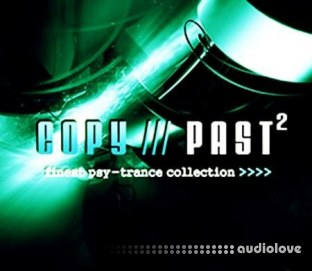 Function Loops CopyPAST 2 Psy-Trance Production Collection