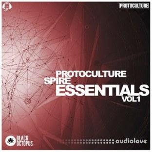 Black Octopus Sound Protoculture Spire Essentials Volume 1