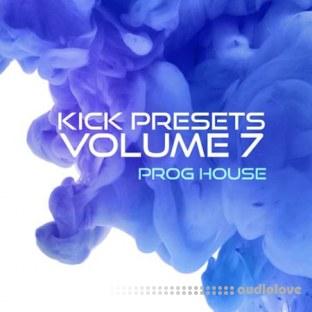 Sonic Academy KICK 2 Presets Vol.7 Progressive and Tech House