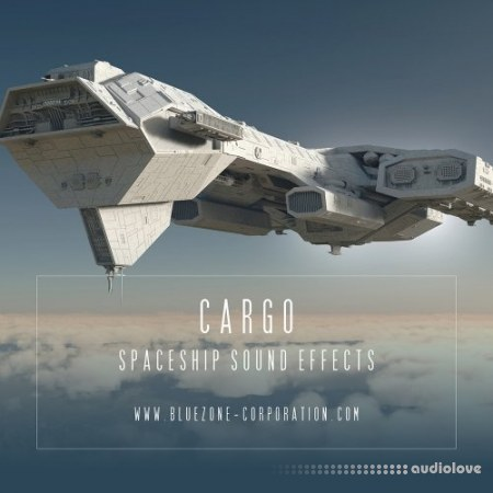 Bluezone Corporation Cargo Spaceship Sound Effects WAV